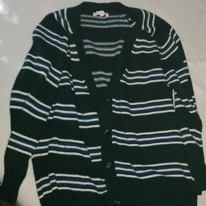 AE thick boyfriend fit cardigan